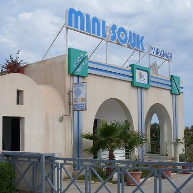 Shoppen im Mini Souk - Djerba