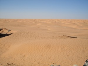 Wüstensand-Sahara