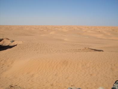 Wüstensand Sahara