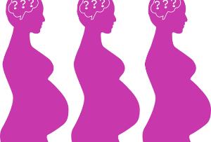 Amnesie oder schwanger?