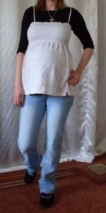Alltag 2a - Schwangerschaftsmode