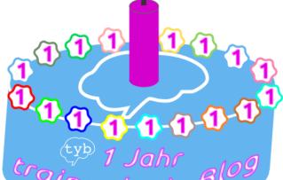 1 Jahr trainyabrain Blog