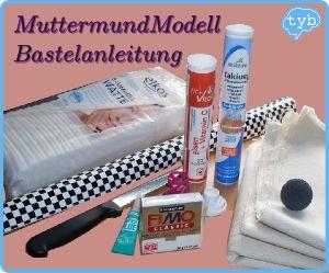 Muttermund-bastelanleitung