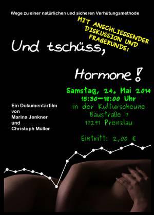 Filmplakat-PZ und tschüß Hormone