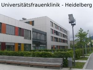 Universtiätsfrauenklinik Heidelberg - Im Neuenheimer Feld 440