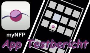 myNFP-App Testbericht