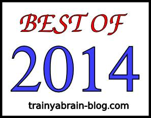 Best Of 2014 - trainyabrain-blog.com