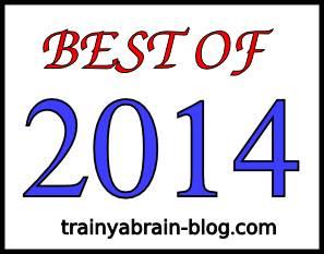 Best Of 2014 - trainyabrain-blog.com