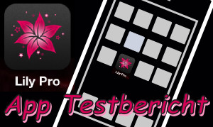Lily App Testbericht