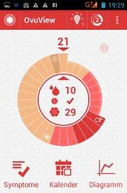 OvuView-App-Startbild