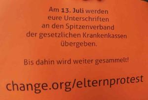HILF den HEBAMMEN – JETZT unterschreiben!
