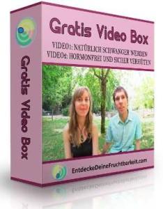 Gratis Video Box - natürlich schwanger werden und verhüten