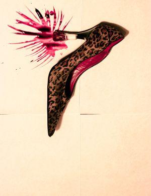 Menstruation Schuh - Ara Kropp