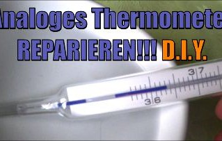 NFP Insider Tipp Nr. 12 – Analoges Thermometer reparieren DIY