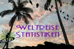 Schwanger auf Weltreise Statistiken – April 2017