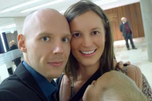 Julia und Benedikt - Rohmantische Familie