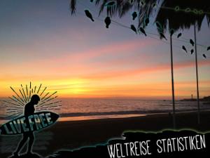 Weltreise Statistiken 300