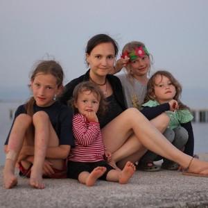 Mareen Wendt - NFP mit 4 Kindern