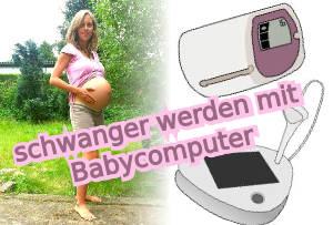 schwanger werden babycomputer