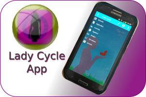 ladycycle-app fruchtbarkeitsanzeige