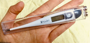 iProven Basalthermometer