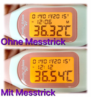 Basaltemperatur messen - Easy Home BBT 300