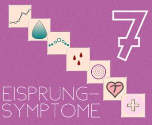 Eisprung-Symptome