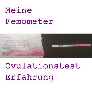 Femometer LH Teststreifen